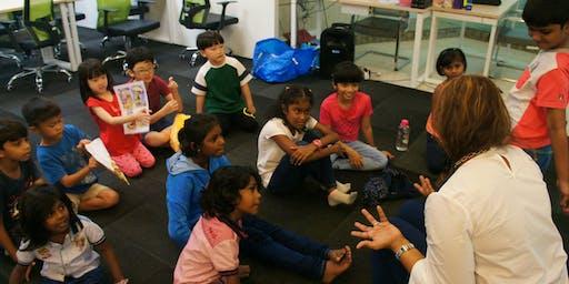 The Language Etiquette Series Workshop @ Mid Valley SouthKey