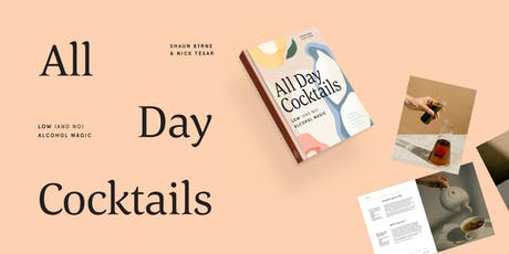 All Day Cocktails Book Launch  tickets
