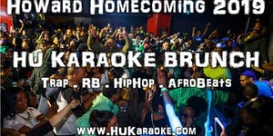 HU Karaoke Brunch ft. Angie Ange, Sean Mac + Talib...