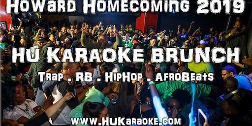 HU Karaoke Brunch ft. Angie Ange, Sean Mac + Talib Kweli (Howard Homecoming)