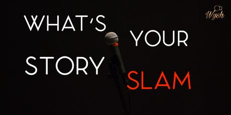 INSEAD Entrepreneurship Club - What's Your Story Slam tickets