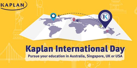 Kaplan International Day 2019 tickets