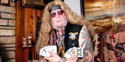 David Allan Coe Nov 22 at The Vanguard