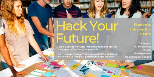 Hack Your Future!