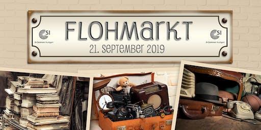 Flohmarkt am SI-Centrum Stuttgart 2019