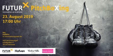 FUTUR X PitchBoXing 2019.2 tickets
