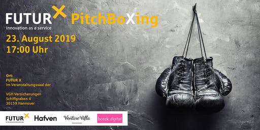 FUTUR X PitchBoXing 2019.2
