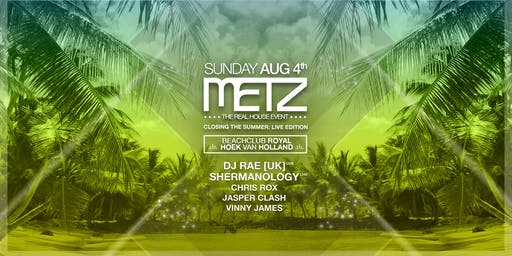METZ on the Beach - Closing summer edition