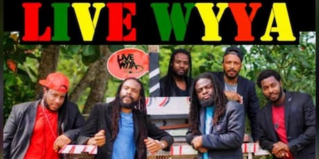 Live Wyya Band in Concert (Jamaica Independence Celebration) tickets