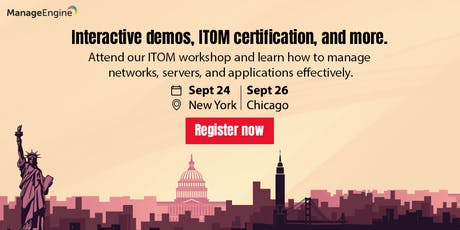 IT Operations Management Workshop-New York tickets