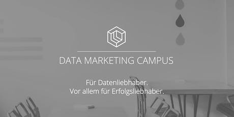 Training - Datengetriebene Kommunikationsstrategie Tickets