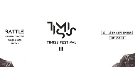 Timiss Festival III tickets