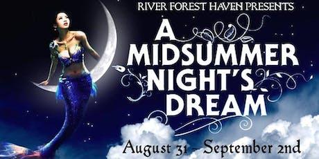 A MidSummer Night's Dream tickets