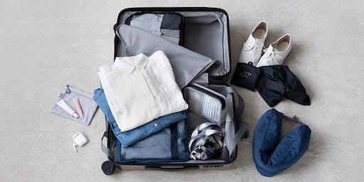 Ich packe meinen Koffer - MUJI to Go Travel Workshop