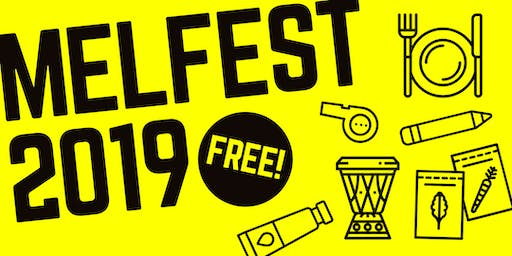 MELFEST: Melbourne Park Free Festival (Lunch Booking)