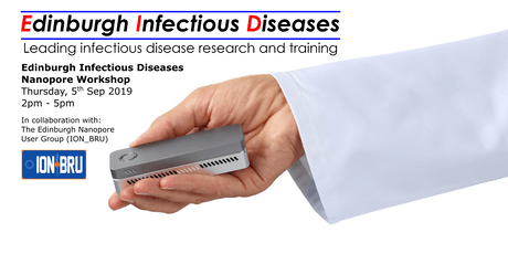 Edinburgh Infectious Diseases Nanopore Workshop tickets
