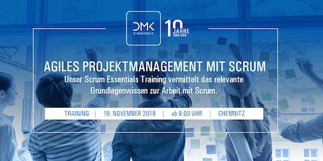 Agiles Projektmanagement mit Scrum (Scrum Essentials) Tickets
