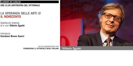 LA SPERANZA DELLE ARTI/2 IL NOVECENTO biglietti