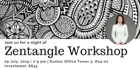 Zentangle Workshop tickets