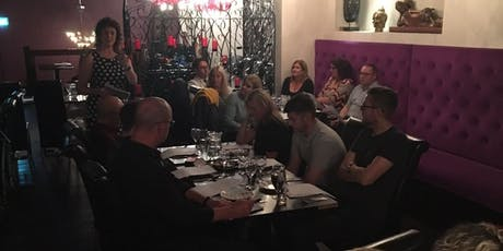 Sarah Stanley's Networking Curry Night tickets