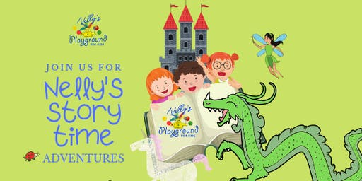 Story Time Adventures for toddlers (0 to 5)