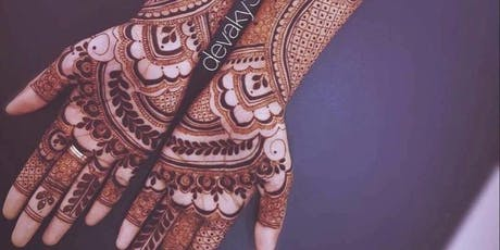 Henna festival tickets