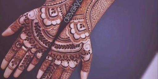 Henna festival