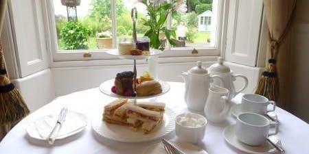 Athena Lewes Afternoon Tea