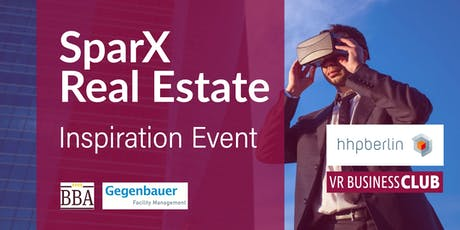 VR Business Club SparX Real Estate Inspiration Event Tickets