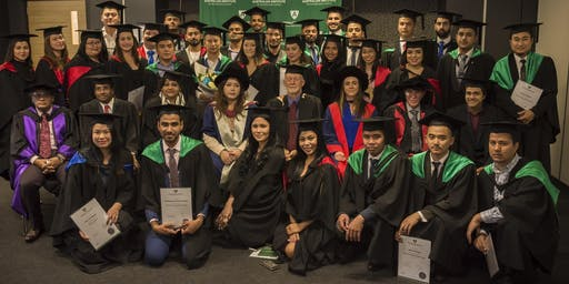 AIH September 2019 Graduation Ceremony