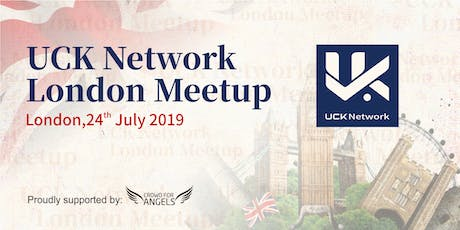 UCK Network London Meetup (Blockchain) tickets