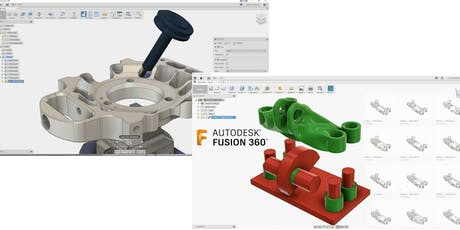 Fusion360 CAM and Generative Design Summer school - Birmingham