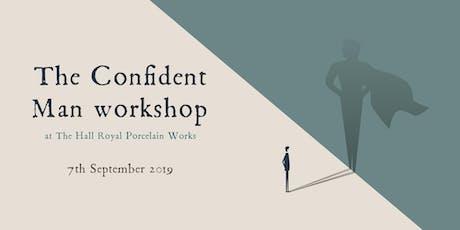 The Confident Man Workshop tickets