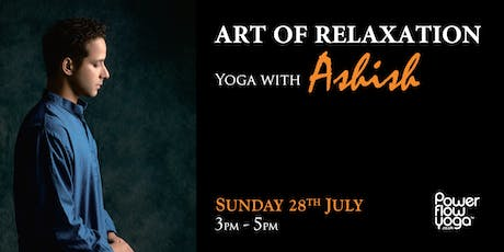 Art of Relaxation tickets
