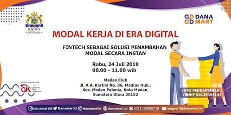 Modal Kerja di Era Digital (Medan) tickets