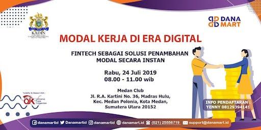 Modal Kerja di Era Digital (Medan)