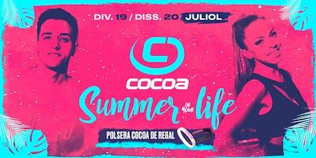 Summer of your life entradas