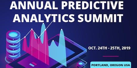 Annual Predictive Analytics Summit tickets