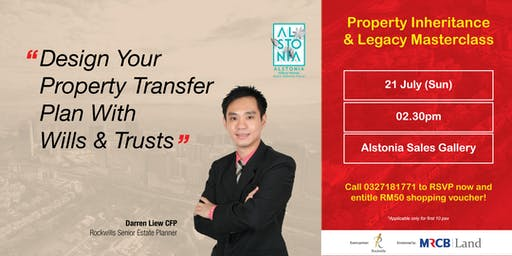 Design Your Property Transfer Plan With Wills & Trusts