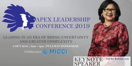 APEX LEADERSHIP CONFERENCE 2019 tickets