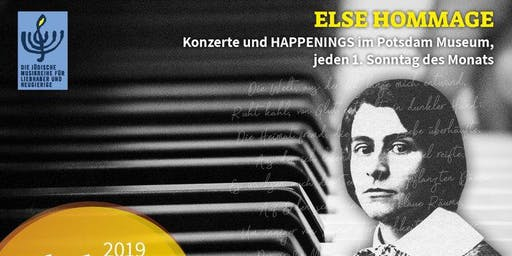 LIVING MUSIC 2019 - ELSE HOMMAGE