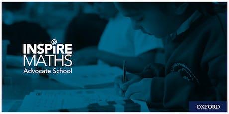 Inspire Maths Advocate School Open Morning (Aylburton) tickets