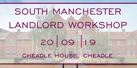 South Manchester Landlord Workshop tickets