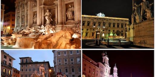 Passeggiata serale alla scoperta degli angoli nascosti di Roma