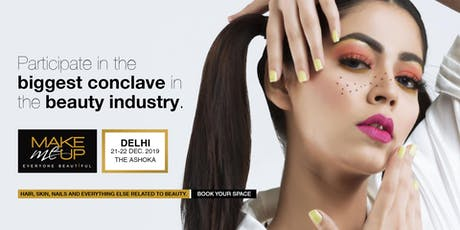 Make Me Up 2019 Delhi tickets