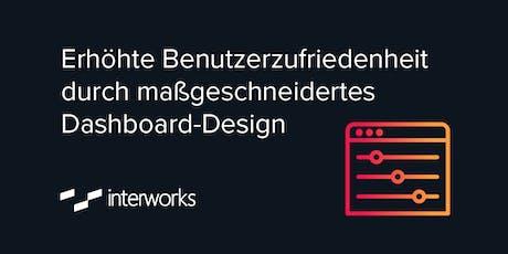 Erhöhte Benutzerzufriedenheit durch maßgeschneidertes Dashboard-Design Tickets