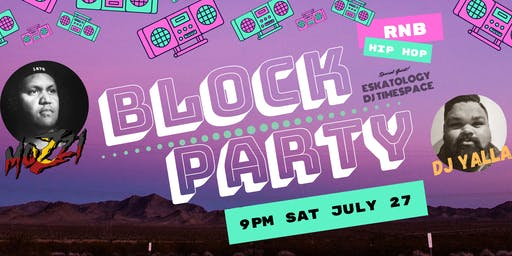 Block Party: RNB & HIP HOP