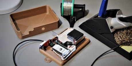 Feinstaub Sensor selber bauen! Tickets