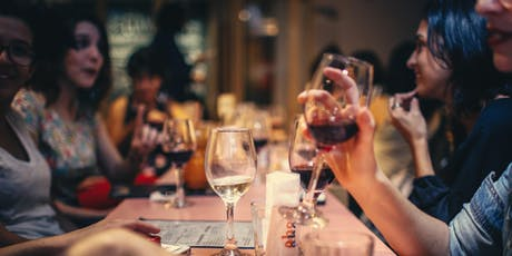 Enjoy good food and drinks and socialise at popular venues on Friday, 19th tickets