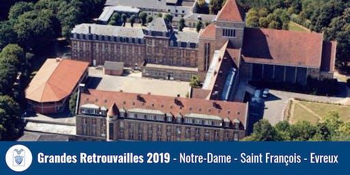 Retrouvailles Notre-Dame Saint-François 2019